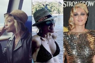 Paola Barale e la passione per i cappelli: i più assurdi indossati dalla showgirl