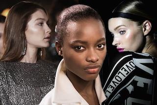 Il trucco c'è ma non si vede: sulle passerelle di Parigi il make up è invisibile