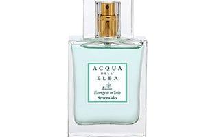 """""""Smeraldo"""", la nuova fragranza di Acqua dell'Elba."""