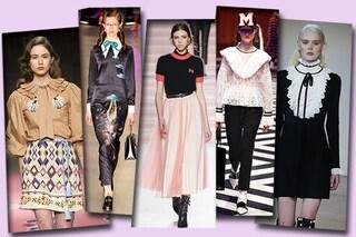 Dagli abiti bon ton ai look maschili: 6 tendenze da seguire nell'inverno 2018
