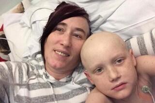 Il cancro gli paralizza il viso: il piccolo Daniel non potrà più sorridere