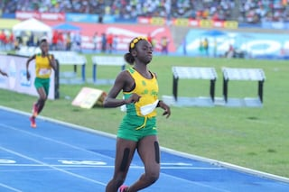 Brianna Lyston, la 12enne che corre veloce come Usain Bolt