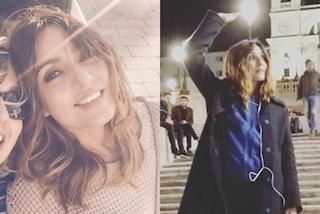 """Ambra Angiolini sceglie i capelli bicolor: il nuovo look per il serale di """"Amici"""""""
