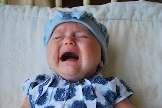 I bimbi italiani tra i più frignoni al mondo: piangono almeno due ore al giorno
