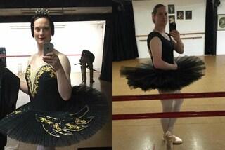 Da pilota a ballerina: Sophie è la prima transgender a essere entrata nel Royal Ballet