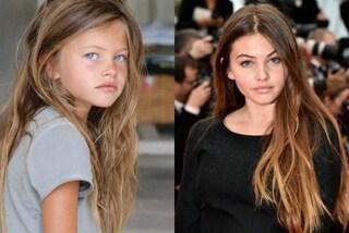 Thylane Blondeau: com'è diventata la bambina più bella del mondo