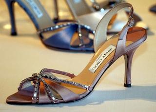 Jimmy Choo è in vendita: l'azienda di scarpe è alla ricerca di un acquirente