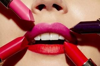Il rossetto che esalta il sorriso: ecco come scegliere il colore giusto