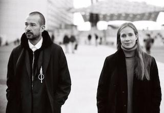 Lucie e Luke Meier sono i nuovi direttori creativi di Jil Sander