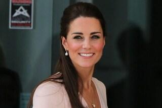 Kate Middleton, chic ed elegante anche con le scarpe da ginnastica