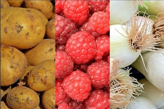 Frutta e verdura di stagione: la spesa di maggio