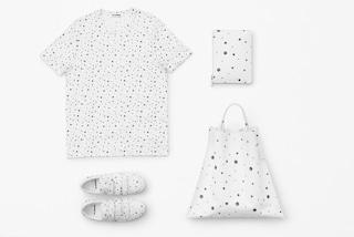Pelle bianca e pois: Jil Sander lancia una capsule collection al Salone del Mobile