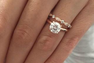 Oro rosa e grosso diamante: ecco l'anello di fidanzamento più popolare al mondo