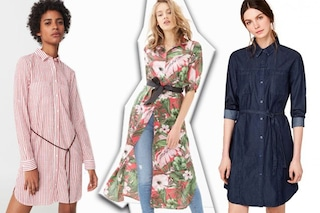 Chemisier, l'abito comodo e trendy per l'estate