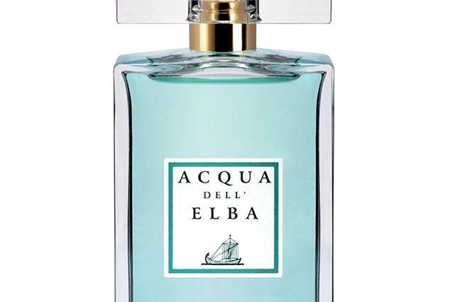Eau de Parfum Classic di Acqua dell'Elba, ideale per la Festa della Mamma.