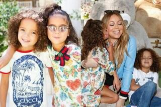 Peluche enormi e allestimenti da favola: la festa per i 6 anni dei figli di Mariah Carey