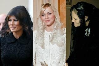 First Lady in visita dal Papa: da Melania alla moglie di Blair, i look giusti e sbagliati