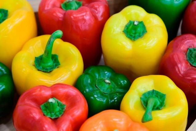 Diete Per Perdere Peso Gratis : Peperoni: lalimento perfetto per la dieta e benefico per la salute