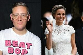 Giles Deacon, chi è lo stilista che ha firmato l'abito da sposa di Pippa Middleton