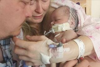 Muore 30 minuti dopo il parto: ecco cosa fanno i genitori per onorare la sua memoria