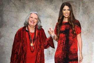 """""""Per sempre insieme"""", Lavinia Biagiotti dice addio alla mamma Laura"""