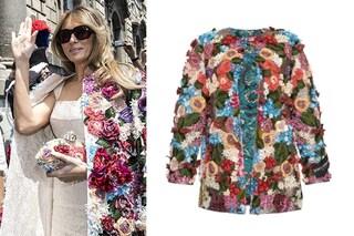 Melania Trump e il look floreale di Taormina: il cappottino costa 50mila dollari
