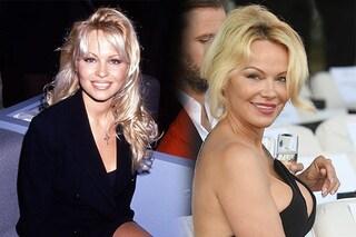 """Pamela Anderson: com'è cambiata la bomba sexy di """"Baywatch"""""""