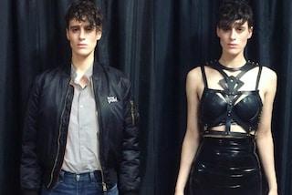 Rain Dove, la modella che sfida gli stereotipi: è uomo o donna?