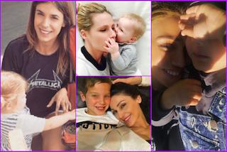 Da Belén alla Canalis: le mamme più dolci dello spettacolo
