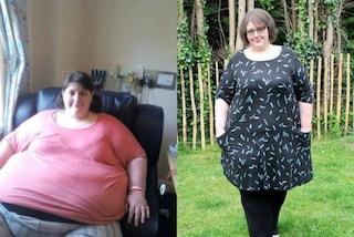 Sharon, la donna più grassa della Gran Bretagna, è dimagrita: oggi pesa 200 chili