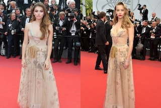 """Incidente"" sul red carpet: due star indossano lo stesso vestito a Cannes"