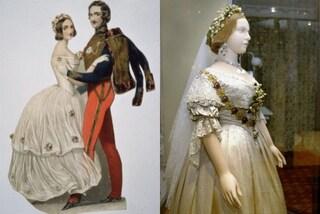 Il primo abito da sposa bianco della storia? Quello della regina Victoria