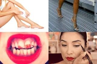 Niente peli superflui e rossetto sui denti: 10 piccole cose che rendono una donna felice