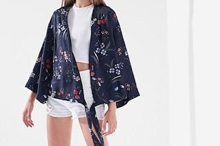 Kimono mania: tutti i segreti per indossare il capo must have dell'estate 2017