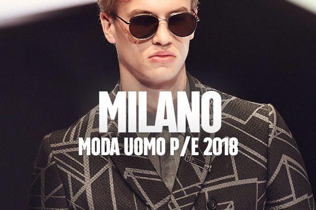 Calendario Sfilate Milano.Milano Moda Uomo P E 2018 Le Sfilate In Calendario E Le