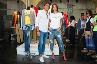 Federica Nargi e Alessandro Matri, la coppia che veste in coordinato