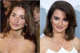 Penelope Cruz prima e dopo: come è cambiata la diva spagnola