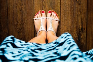 Come avere i piedi lisci con i rimedi naturali