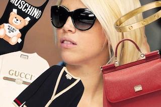 """I look """"milionari"""" di Wanda Nara, ecco quanto spende in abiti la moglie di Icardi"""