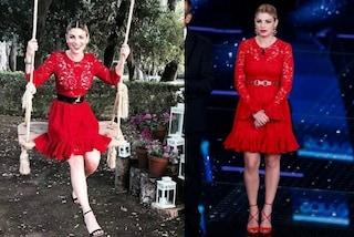 Emma Marrone lo fa ancora: ricicla l'abito di Sanremo per un matrimonio