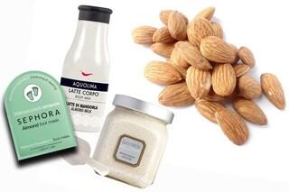 I cosmetici a base di mandorle: prodotti beauty e ricette fai da te