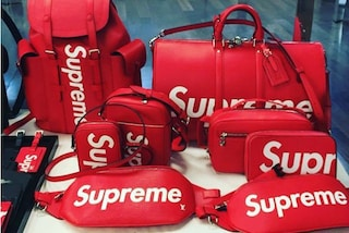 Chiudono in anticipo i pop-up store Louis Vuitton X Supreme: è a causa del sold-out