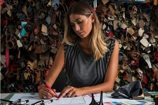 Melissa Satta diventa stilista: lancerà una sua linea di scarpe in autunno