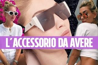 Occhiali da sole: i 7 modelli di moda quest'estate