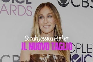 Sarah Jessica Parker cambia look: l'attrice ha detto addio ai capelli lunghi