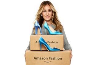 Le scarpe di Sarah Jessica Parker arrivano in Europa, da ottobre in vendita su Amazon