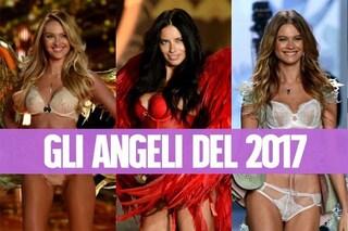 Le modelle che sfileranno al Victoria's Secret Fashion Show 2017: mancano Gigi e Kendall