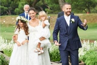 """""""Il giorno più bello della mia vita"""": Bianca Balti si commuove con i ricordi delle nozze"""
