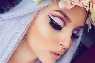 Cut crease, il trucco occhi più trendy dell'estate