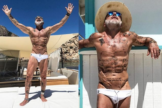 si modello di costume da bagno nudo Justin Bieber gay porno video